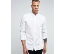 Alvar Enges Hemd Weiß