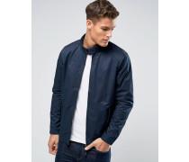 Harrington-Jacke in Marineblau Marineblau
