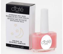 Ciate Knight In Shining Armour Nagelpflegemaske zum Einwirken über Nacht Transparent