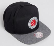 Fuzz Toronto Raptors Snapback-Mütze Schwarz