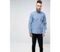 Levi's Sunset Hemd mit einer Tasche in heller Esquire-Stonewash Blau