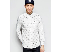 Lonny Hemd Weiß