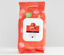 Tomatoes Tücher zur Gesichtsreinigung und gegen Unreinheiten x 30 Transparent