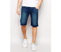 Colton Shorts in Tropic River Blau