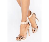 Truffle Sandaletten Kupfer