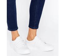 DARKO Sneakers mit Klettverschluss Weiß