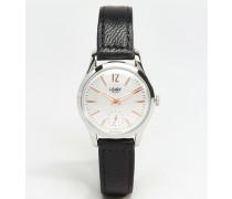 Highgate Schwarze Uhr, HL30-US-0001 Schwarz