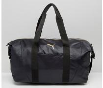 Reisetasche in Schwarz Schwarz