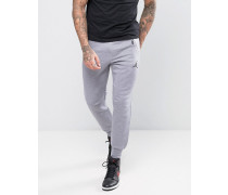 Nike Icon Enge Jogginghose in Grau, 809472-065 Grau