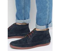 Venue Chukka-Stiefel aus Wildleder Marineblau
