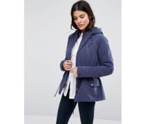 Marie Leichte Jacke Blau