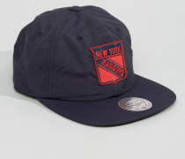 NY Rangers Baseballkappe Marineblau