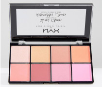 Professional Make-Up Sweet Cheeks Rouge-Palette Mehrfarbig