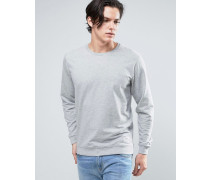 Graues Sweatshirt Grau