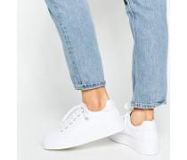 DAY TRIP Flatform-Sneaker Weiß