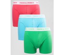 Unterhosen im 3er-Set Mehrfarbig