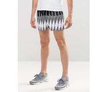 Retro-Shorts Schwarz