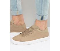 Monaco Flache Sneaker Bronze