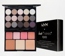 Professional Make-Up Butt Naked Augen-Make-up-Palette Mehrfarbig