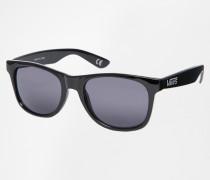 Spicoli 4 Sonnenbrille in Schwarz, VLC0BLK Schwarz