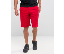 Nike Jumpman Flight Rote Shorts, 824020-687 Rot