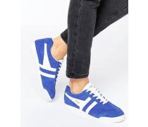 Harrier Klassische Sneaker in Blau Blau