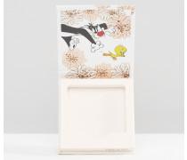 & Warner Bros Limited Edition Kompaktdose Tweetie Pie Transparent