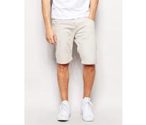 Colton Shorts in Eierschale Beige