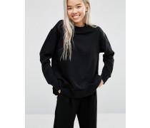 Luxe Pullover Schwarz