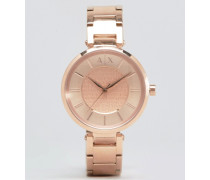 Olivia Roségoldene Uhr, AX5317 Gold