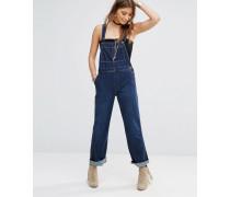 Davis Jeans-Overall Blau