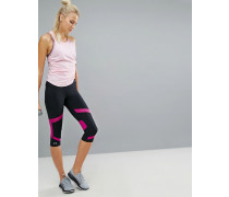 Coolswitch Running Capri-Leggings Mehrfarbig
