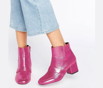 RANORA Loafer-Ankle-Boot Rosa