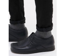 XXVI Legacy Schuhe aus Leder Schwarz