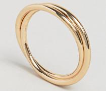 Rainy Ring Gold