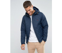 Steppjacke in Marineblau Marineblau