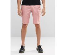 Enge elegante Shorts in Rosa Rosa
