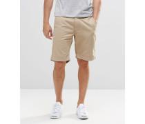 Denim & Supply Ralph Lauren Chino-Shorts in Hellbraun Bronze
