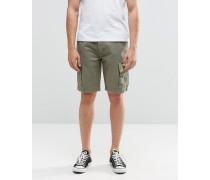 Cargo-Shorts Grün