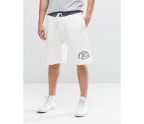 Denim & Supply Ralph Lauren Sweatshorts mit BKLYN-Print Weiß