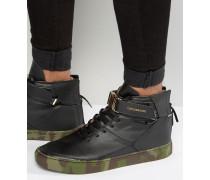 Hamachi Sneaker Schwarz