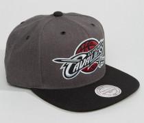 Snapback-Kappe G3 Mit Logo der Cleveland Cavaliers Grau