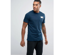 Archive Hochwertiges T-Shirt Blau