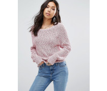 Electric Pullover Rosa