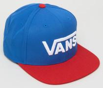 Drop V Snapback-Kappe V0YEJ5H Blau