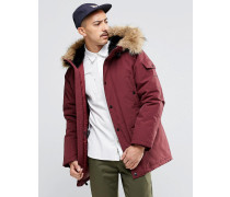 Carhartt WIP Anchorage Parka Rot