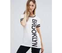Brooklyn T-Shirt Weiß