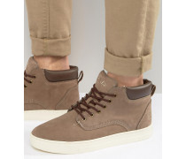 Roswell Stiefel mit Schnürverschluss Grau