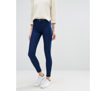 The Ultra Enge Jeans Marineblau