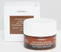 Castanea Arcadia Tagescreme für normale Haut und Mischhaut 40ml Transparent